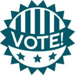 political-american-elections-publicity-badge